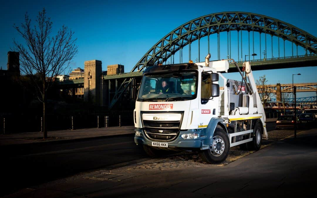 Commercial Waste Collection Newcastle