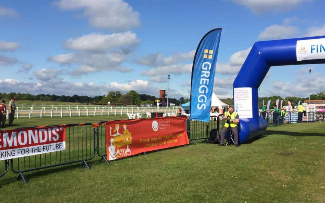 NECCR Charity Race