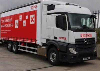 REMONDIS Lorry