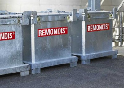 REMONDIS Waste Containers