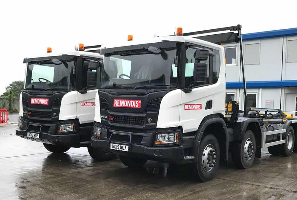 REMONDIS Waste Services Vehicles